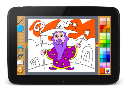 coloring book android