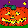 Coloring Book: Halloween