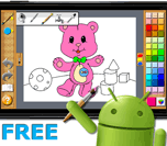 Kea Coloring Book for Android